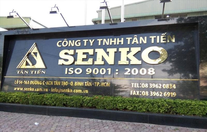 Làm bảng hiệu quảng cáo Thuận An 9