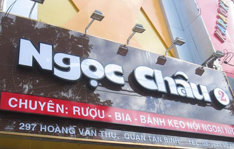 Làm bảng hiệu quảng cáo Thuận An 8