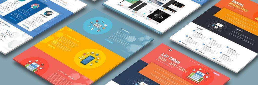 Thiết kế web Thuận An Bình Dương 6