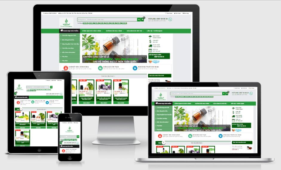 Các tiêu chí quan trọng cho doanh nghiệp cần cân nhắc khi lập website 2