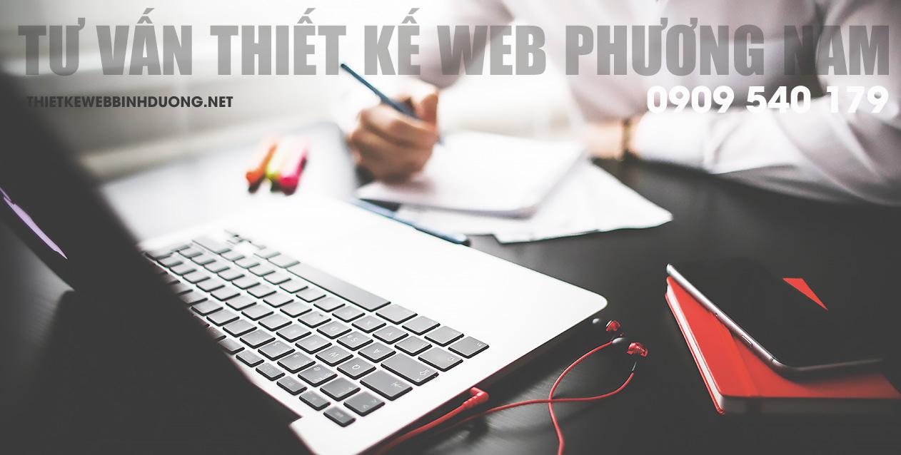 Thiết kế web bình dương chuẩn seo