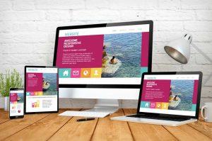 Thiết kế web khu công nghiệp Đồng An Bình Dương 1